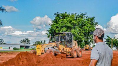Balanço 2019: Prefeitura de São Gabriel do Oeste investe cada vez mais em obras de infraestrutura para a cidade