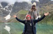 'Meu mundo girava em torno de nós', desabafa namorado de brasileira que morreu após acidente no Peru
