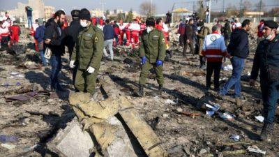 Tragédia Aérea: Irã admite abate de avião ucraniano com míssil e reconhece erro