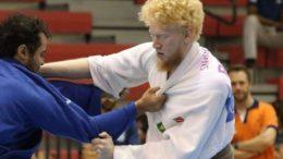 De olho nas Paralimpíadas, judoca de Camapuã inicia ano em competição no Canadá