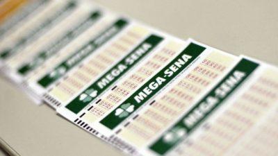 Loterias: Sorteio da Mega-Sena pode pagar hoje prêmio de R$ 35 milhões