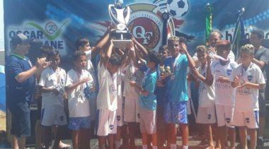Contando com 2 atletas de São Gabriel do Oeste, VEC/MS conquistou o vice campeonato da Copa São Paulo de Futebol Menor