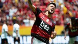 Flamengo atropela o Athletico-PR e é campeão da 1ª Supercopa do Brasil