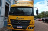 Tráfico: Caminhão dos Correios transportava 59 quilos de cocaína