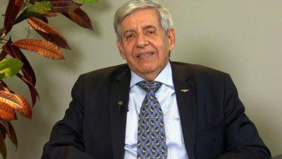 General Augusto Heleno diz que o governo não pode aceitar chantagem do Parlamento