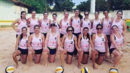 Disputa da Rainha do Vôlei de Praia 2019 será neste domingo(16) no Country Clube