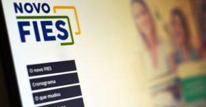 Educação: Resultado da inscrição para Fies e P-Fies sai nesta quarta