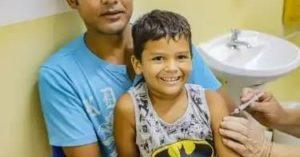 São Gabriel do Oeste: Dia D de vacinação contra o sarampo registra mais de mil atendimentos